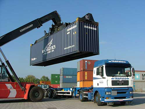 Container Transporters