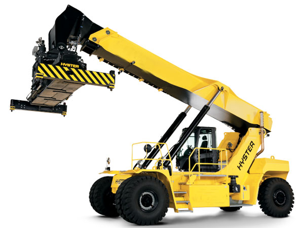 Reach Stacker / Crane for Container Handling